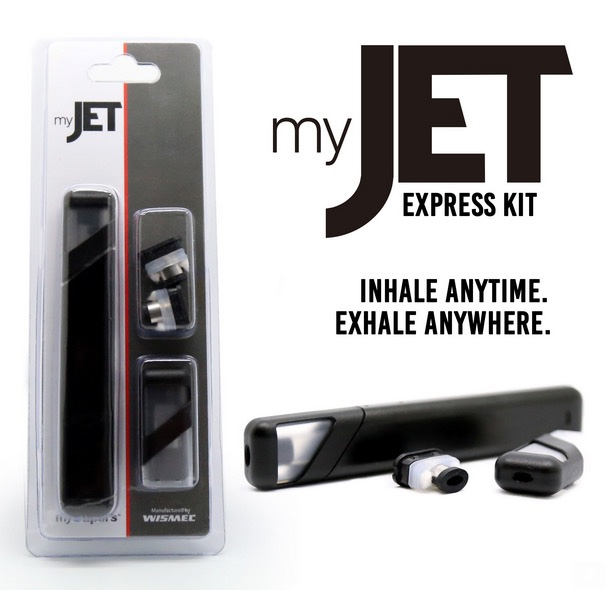 MyJet Express KiT by Wismec